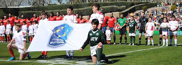 Rugby España Rumanía 2019