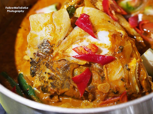 Kedah Claypot Fish Head Curry