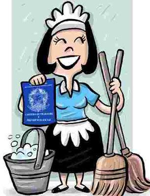 empregada doméstica não tem direito ao PIS