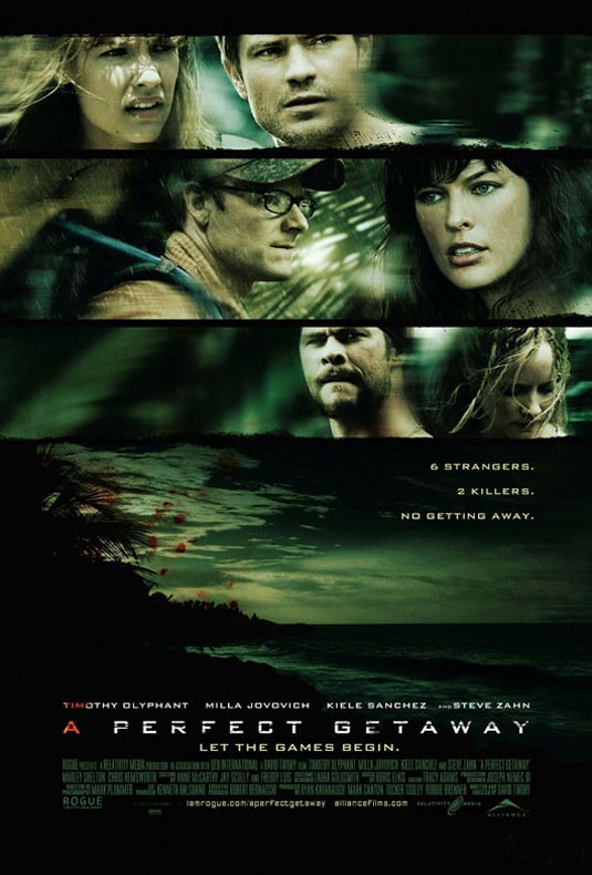 El Escape Perfecto (HD 720P y español Latino 2008) poster box code