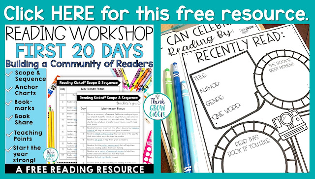 first 20 days of reading free lessons and scope and sequence
