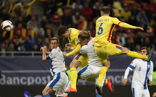 Romania vs Phần Lan