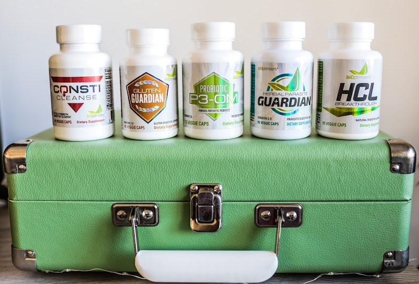 BIOPTIMIZERS PRODUCTS REVIEW: DIGESTIVE CLEANSE & SUPPORT SUPPLEMENTS