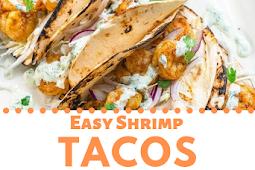 Easy Shrimp Tacos Recipes