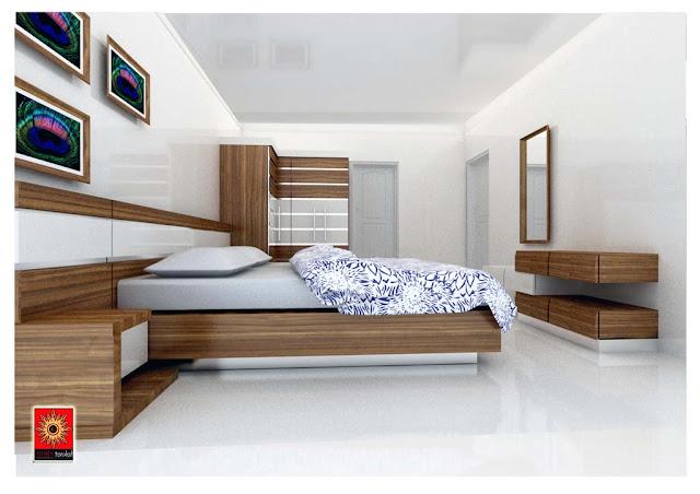 Model Desain Interior Kamar Tidur Yang Elegan dan Cantik