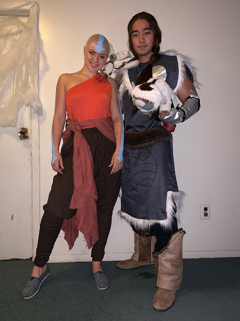 Our couple cosplays so far