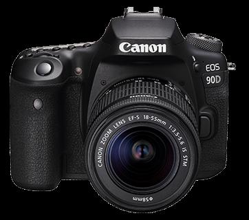 HARGA CANON EOS 90D (EF-S18-55mm f/3.5-5.6 IS STM) DI TAHUN 2021 TERBARU