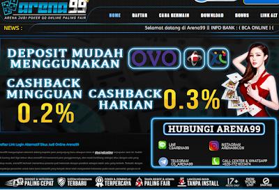 Dapat Cashback Dari 3 Situs Judi QQ Online Terpercaya