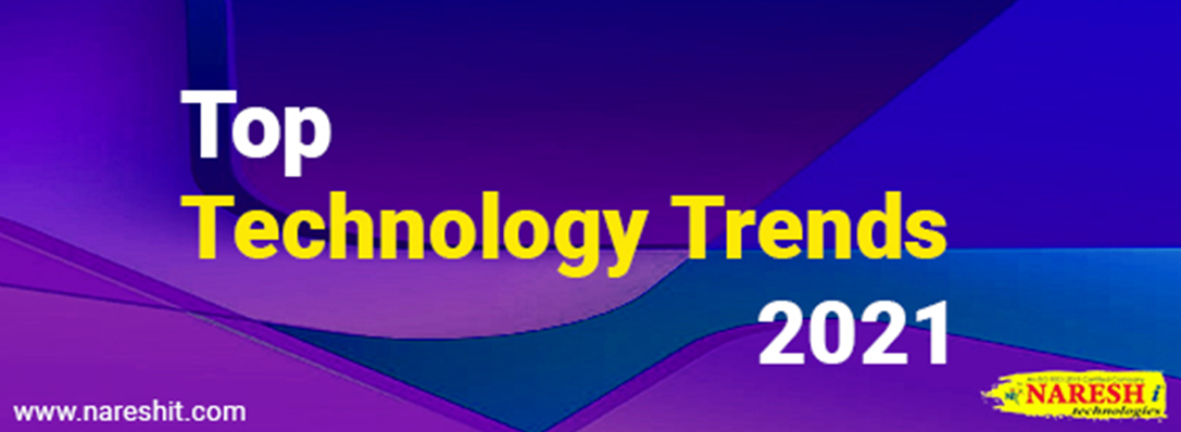 Top trends of technology