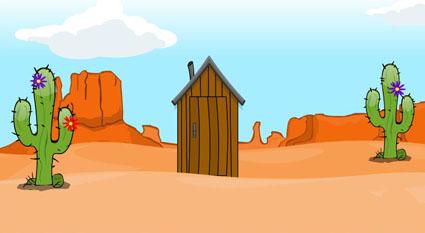 Hooda Escape: New Mexico