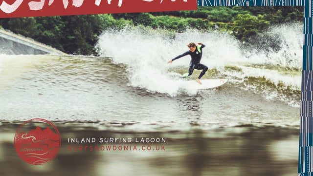 Surf Snowdonia - Sneak Peak