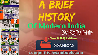 [PDF] A Brief History of Modern India by Rajiv Ahir (Spectrum) New+Old Edition