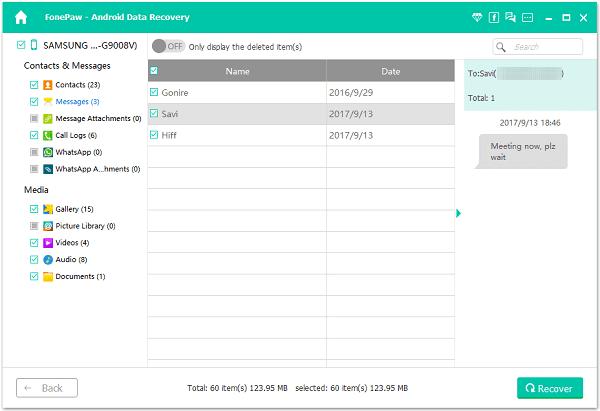 Cara Mengembalikan SMS yang Sudah Terhapus di HP Android 7