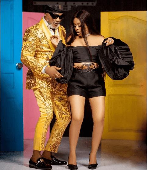 Bongo star Nandy and Koffi Olomide leo Leo video link