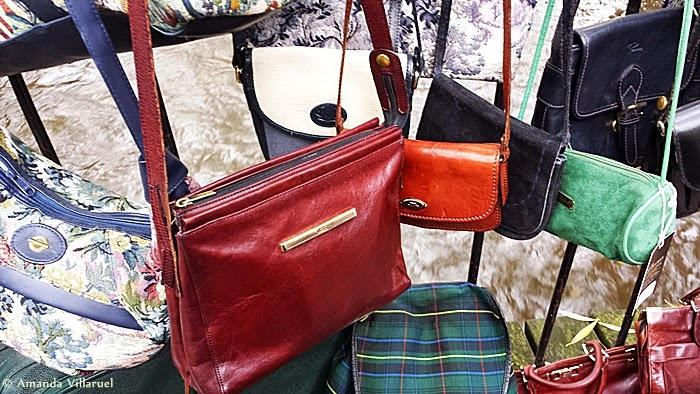 Vintage shoulder bags from Gypsy Wagon