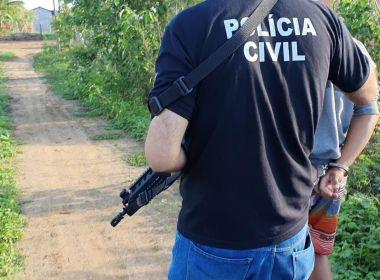 Quatro homens sao presos acusados de estuprarem uma criança de dez anos no Oeste da Bahia