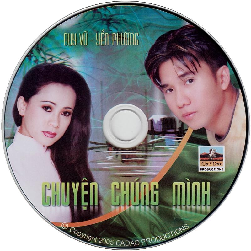 Ca Dao CD - Duy Vũ, Yến Phương - Chuyện Chúng Mình (NRG)