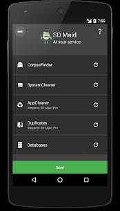 SD Maid Pro v4.15.8 Mod Apk (Unlocked)
