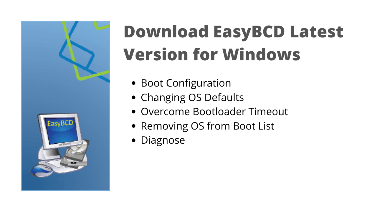 Download EasyBCD Latest Version for Windows