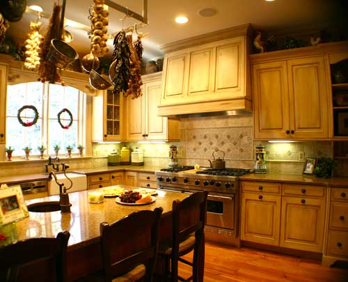 Country style modern kitchen decor - Modern Kitchen