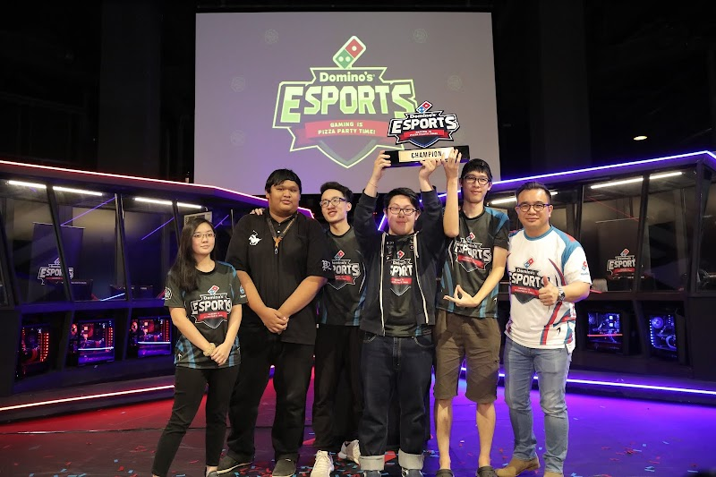 DOMINO'S PIZZA UPS ITS GAME OFFICIALLY LAUNCHES DOMINO'S ESPORTS
