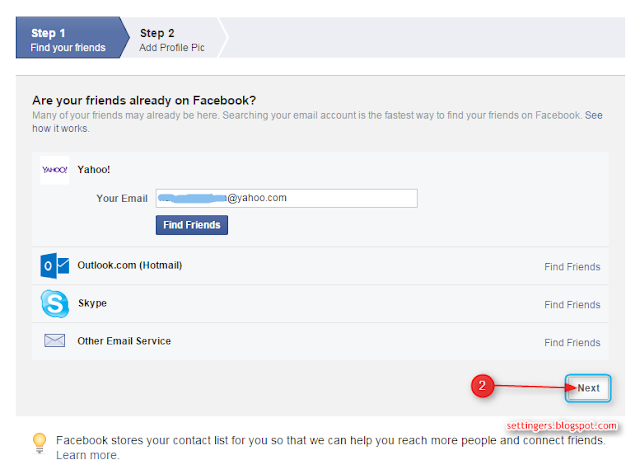 cara membuat akun facebook di laptop