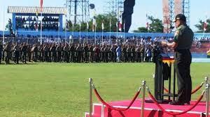 Panglima TNI : Latsitardanus Mantapkan Kemanunggalan TNI-Polri dan Masyarakat