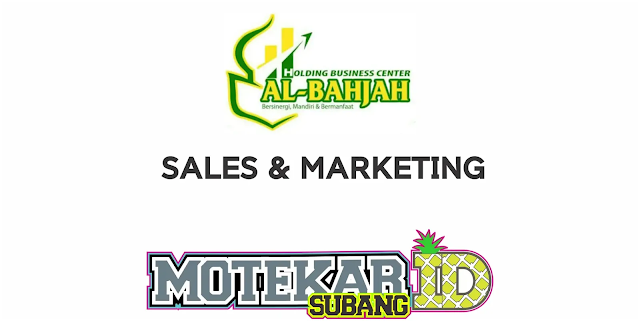 Info Loker Sales Marketing Al-Bahjah Holding Cirebon