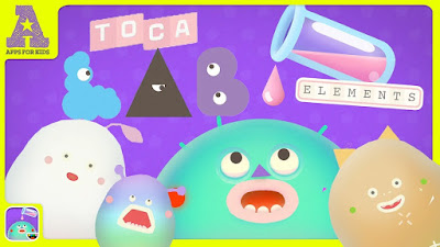 Toca Lab: Elements Apk + Data (Full Paid) for Android