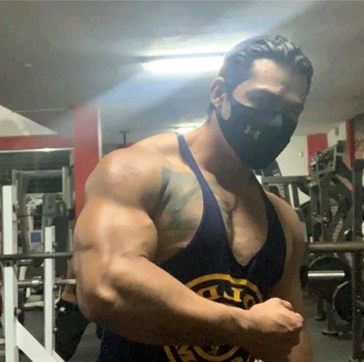 instructor de gym