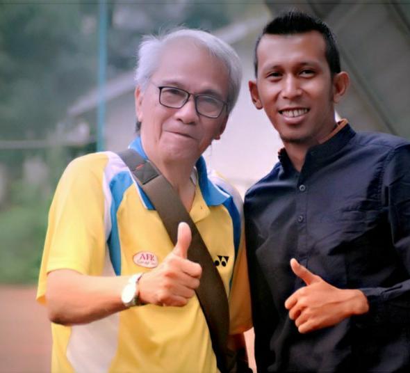 RemajaTenis Kembali Rambah Kota Palembang