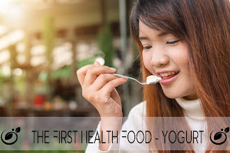 The First Health Food - Yogurt