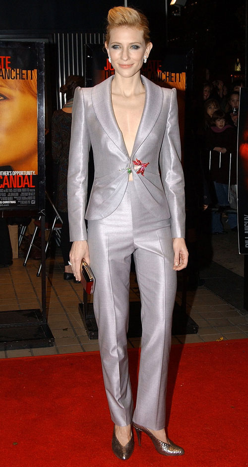 geeks fashion: Plunging Pant Suits for women's fashion