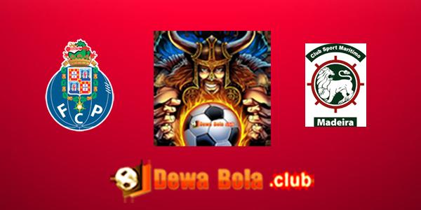 Prediksi Skor Porto VS Maritimo 16 Desember 2016