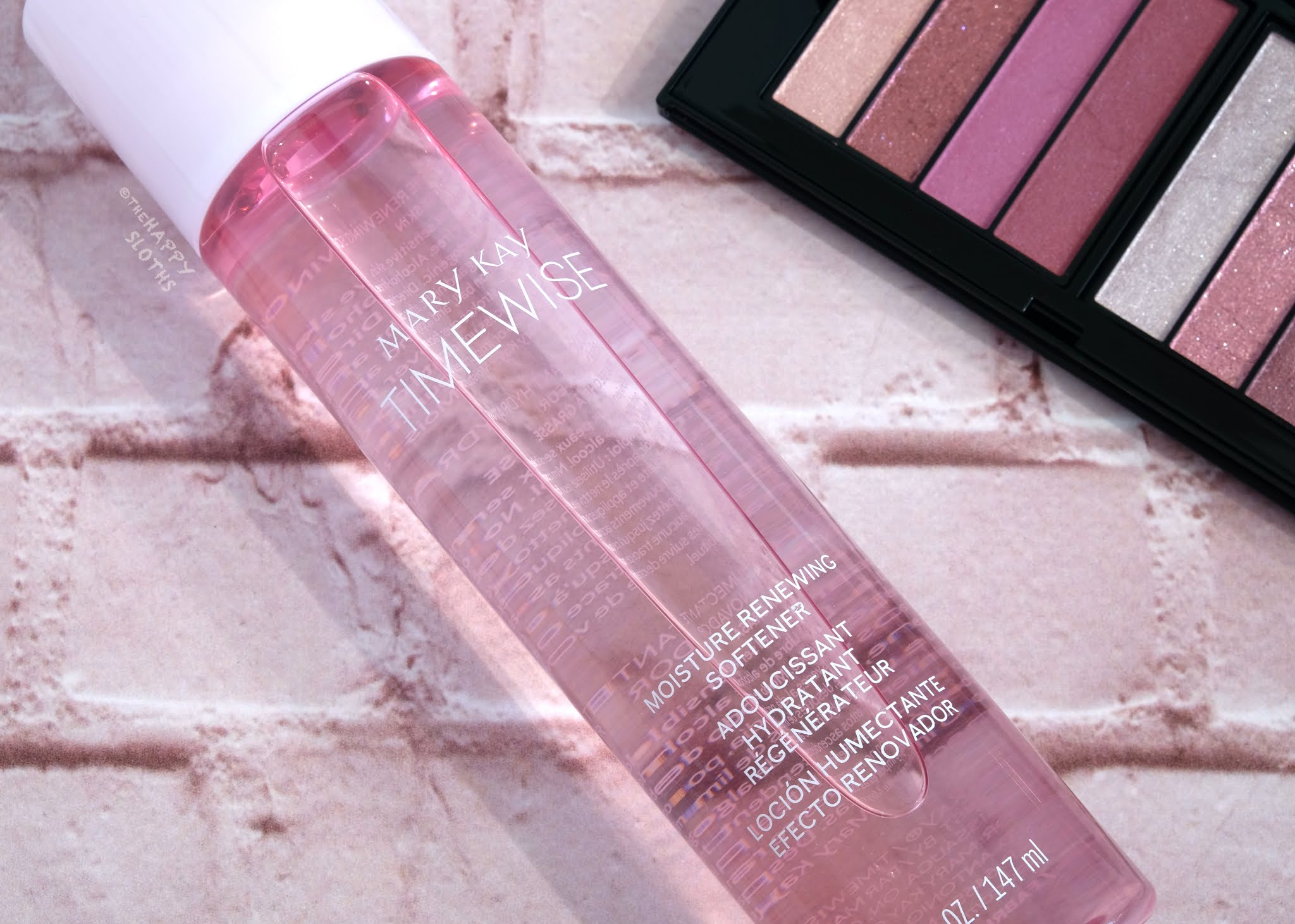 Mary Kay   Timewise Moisture Renewing Softener: Review