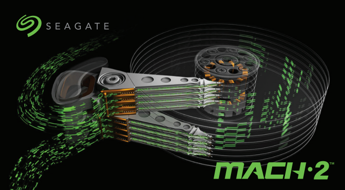 Seagate Introduces World's Fastest Hard Disk Drive Mach.2