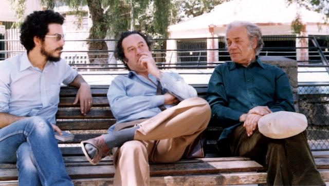 Enrique Lihn y Nicanor Parra: Conversación entre dos grandes poetas latinoamericanos (audio)