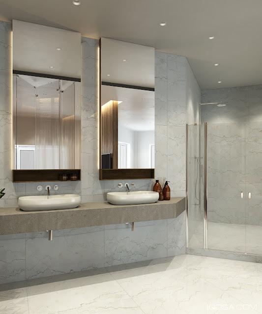 New Design Of Bathroom