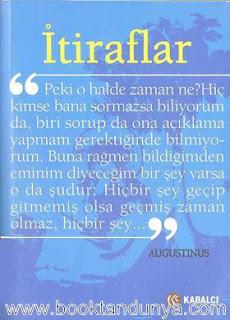 Augustinus - İtiraflar