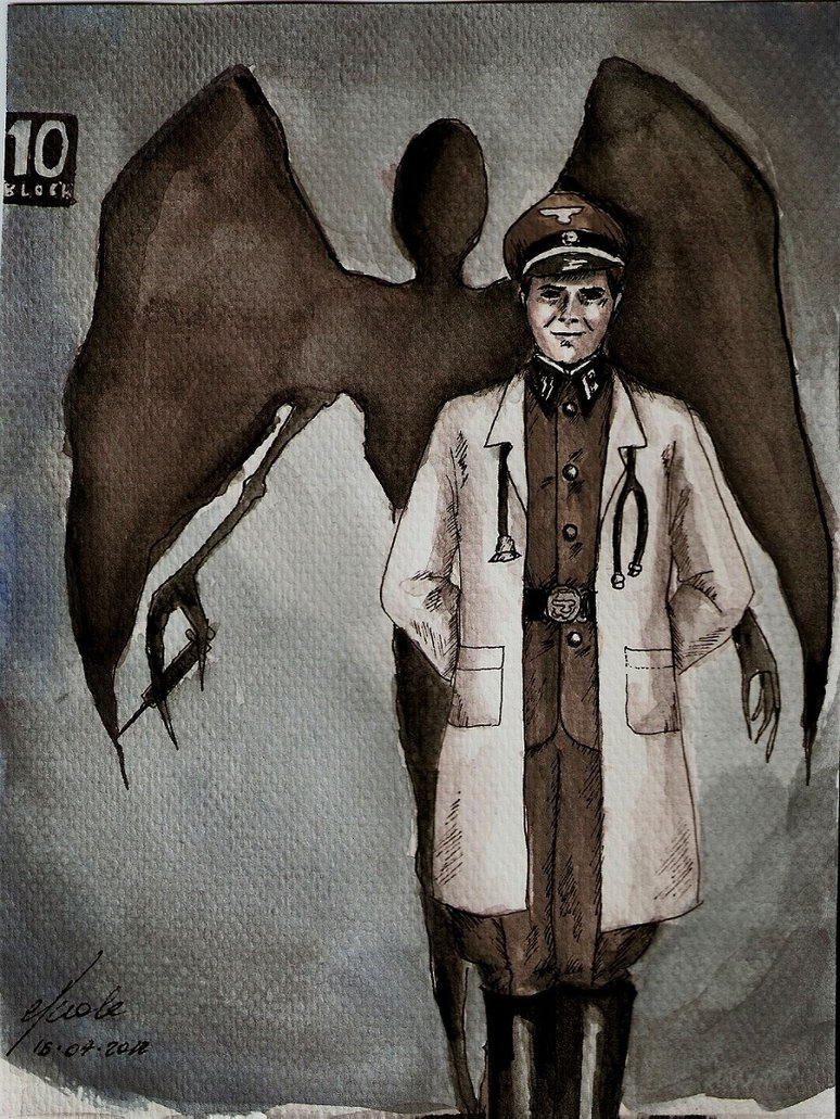 josef mengele the angel of death The angel of death  dr josef mengele was the most active of the ss doctors at auschwitz, the infamous nazi concentration camp present at the arrival of all the.