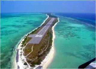 Lakshadweep Airport pics