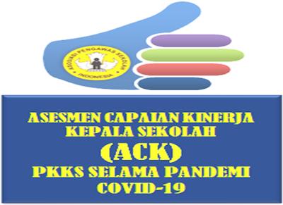 Aplikasi ACK Kepala Sekolah Selama Pandemi Covid-19