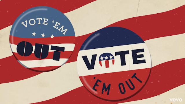 Willie Nelson también lanza animación para 'Vote' em Out '