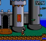 Play Mickey's Ultimate Challenge online for Game Gear