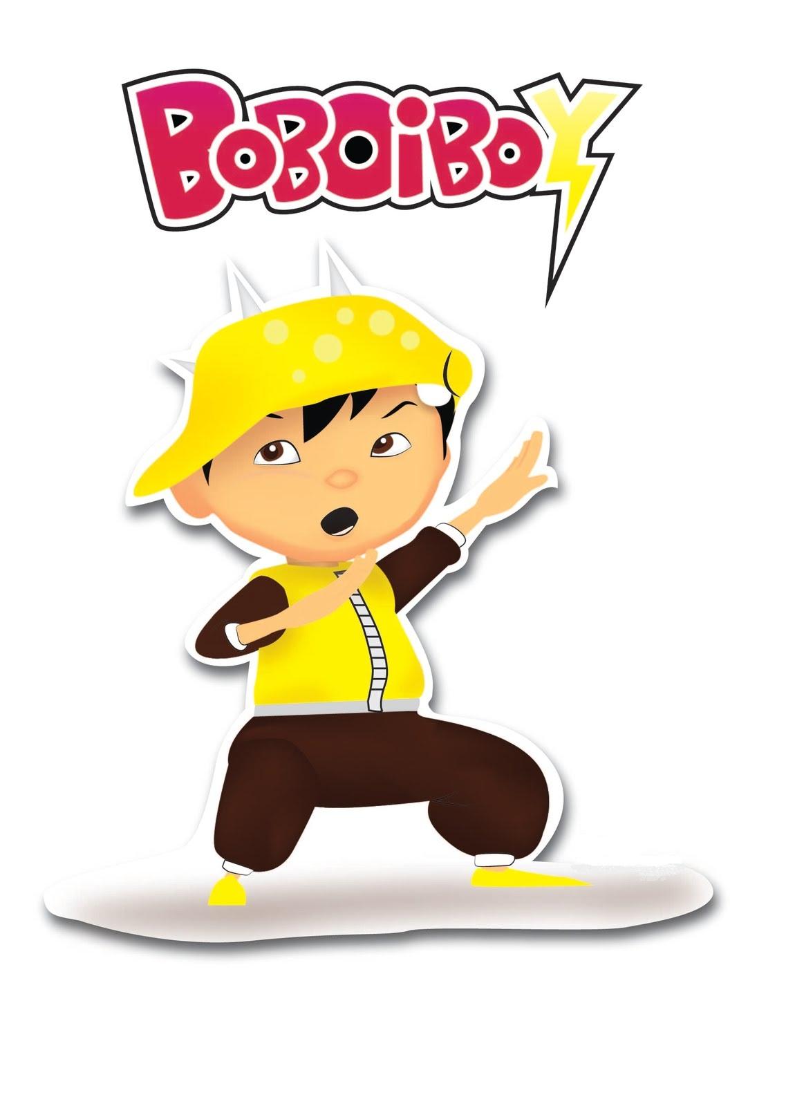 Film Animasi Anak BoboiBoy TerdOngO