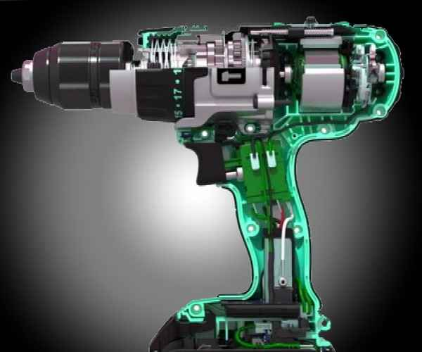 electric+drill+machine+is+die