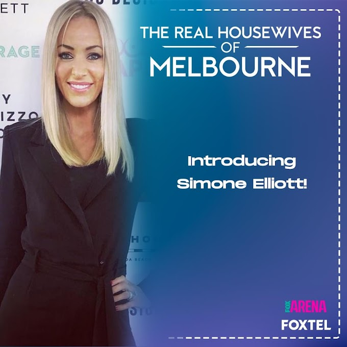 Simone Elliott Explains Why She Decided To Join The Real Housewives Of Melbourne!