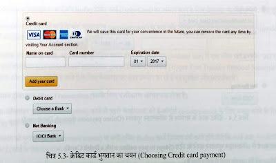 क्रेडिट कार्ड भुगतान