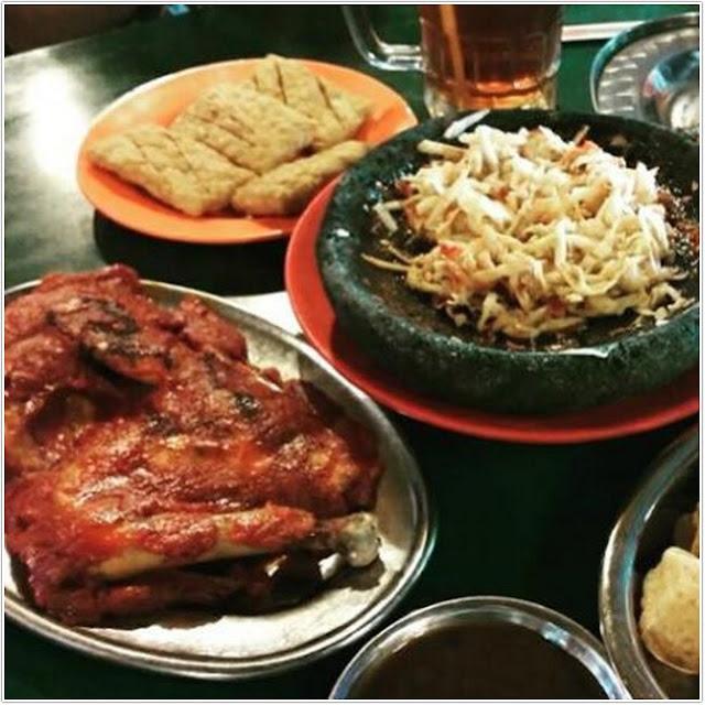 Istana Ayam Goreng Sri;10 Top Kuliner Pasuruan;