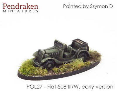 POL27 Fiat 508 III/W, early version